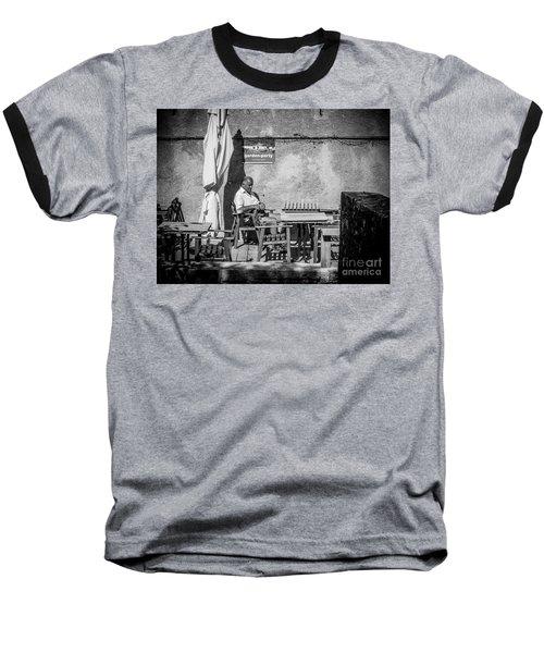 Garden-party Baseball T-Shirt