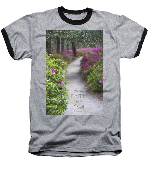 Garden Path Baseball T-Shirt
