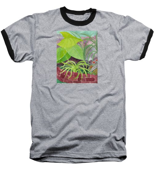 Garden Scene 9-21-10 Baseball T-Shirt