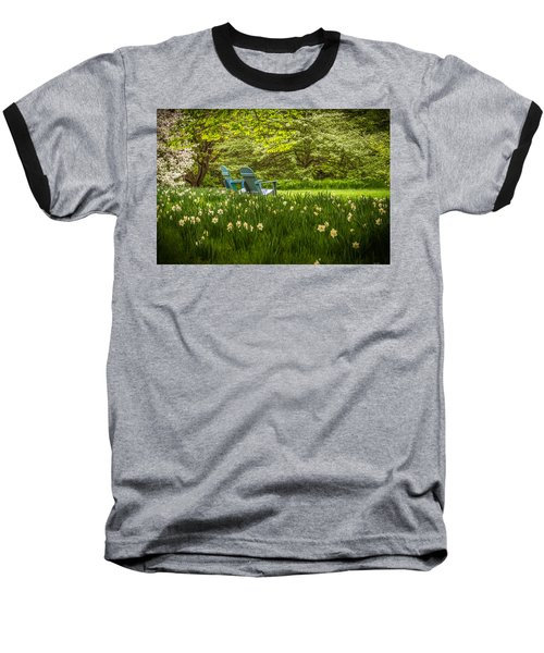Garden Seats Baseball T-Shirt