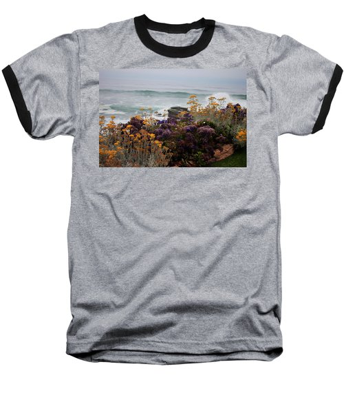 Garden View Baseball T-Shirt by Ivete Basso Photography