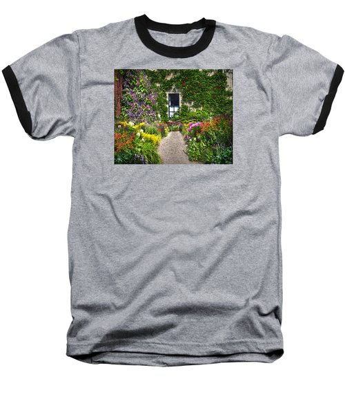 Garden Window Baseball T-Shirt