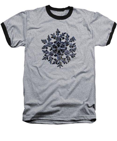 Gardener's Dream, Dark On Black Version Baseball T-Shirt