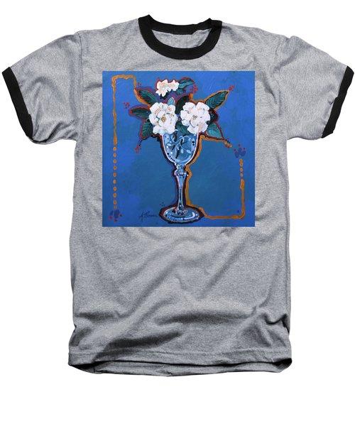 Gardenias Baseball T-Shirt