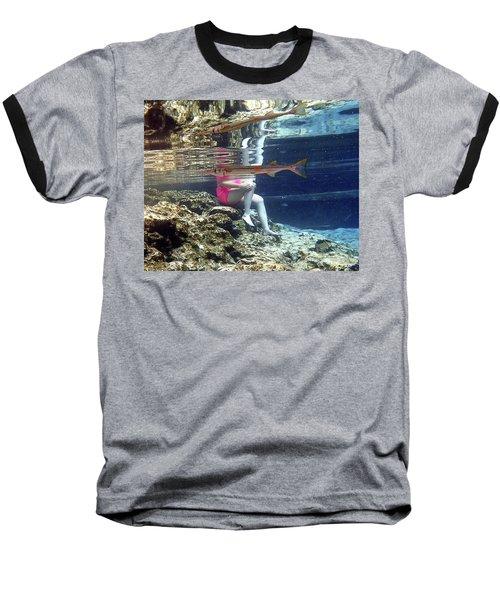 Garfish Baseball T-Shirt