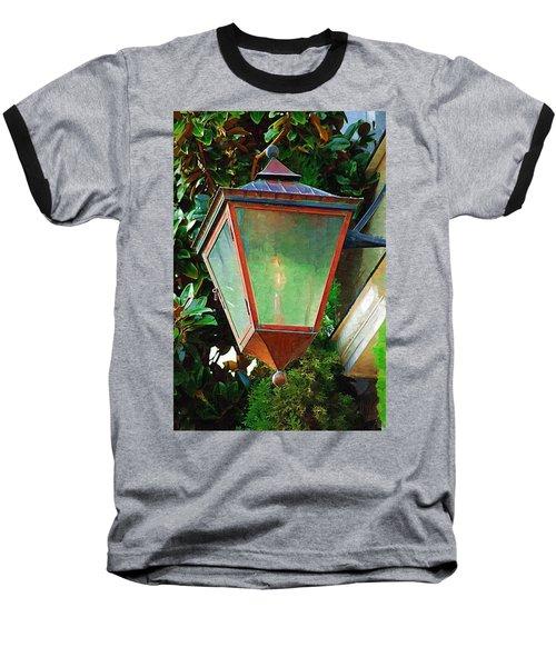 Gas Lantern Baseball T-Shirt