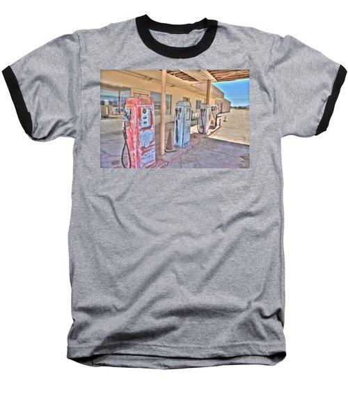 Gas Pumps Baseball T-Shirt