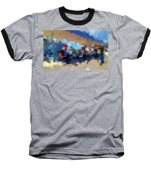 The Overpass Baseball T-Shirt