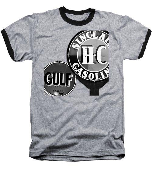 Gasoline Alley Bw Tee Baseball T-Shirt