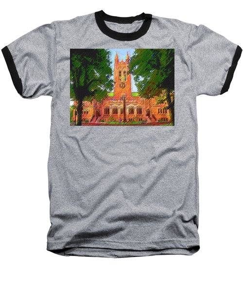 Gasson Hall  Baseball T-Shirt