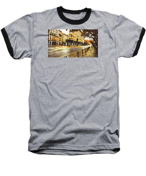 Gastown Baseball T-Shirt