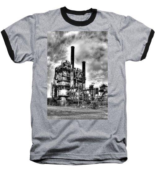 Gasworks Park, Seattle, Wa Baseball T-Shirt