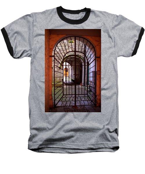 Gated Passage Baseball T-Shirt