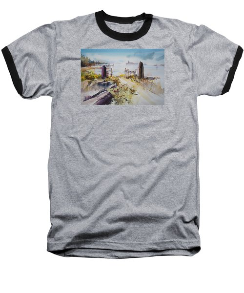 Gated Shore Baseball T-Shirt