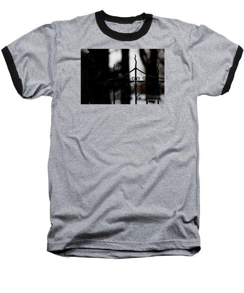 Gated Woods Baseball T-Shirt