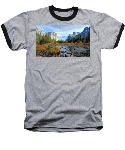 Gates Of The Valley Baseball T-Shirt