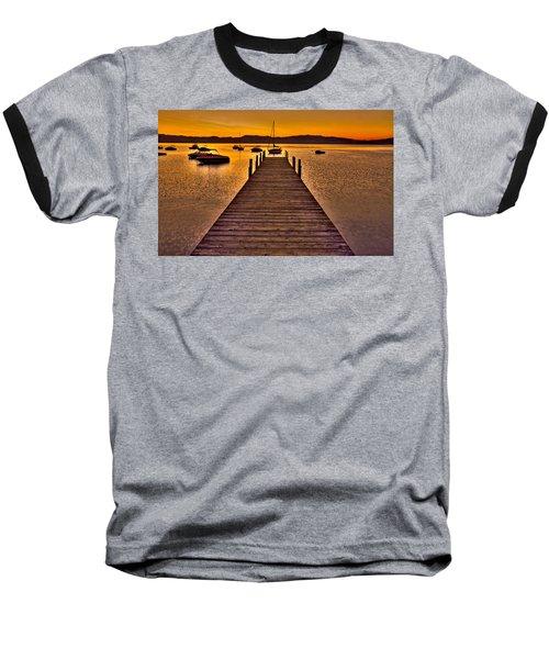 Gateway Baseball T-Shirt by Scott Mahon