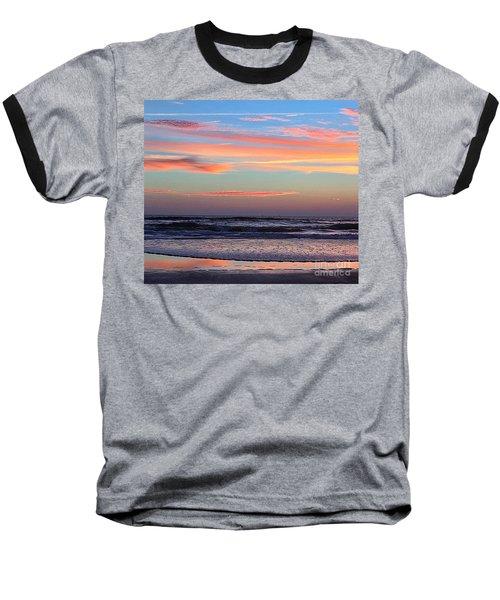 Gator Sunrise 10.31.15 Baseball T-Shirt