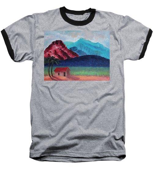 Gauguin Canigou Baseball T-Shirt