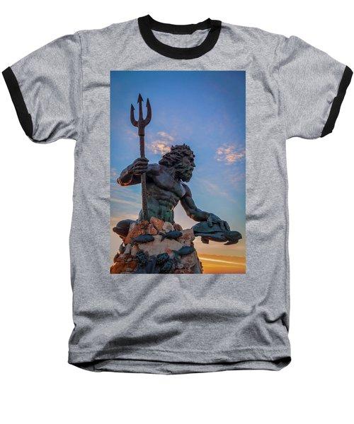 Gaze I Baseball T-Shirt