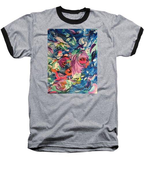 Gaze Of Lynx Baseball T-Shirt