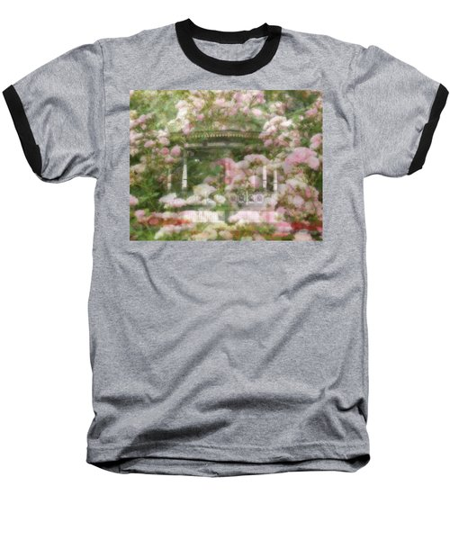 Gazebo Baseball T-Shirt