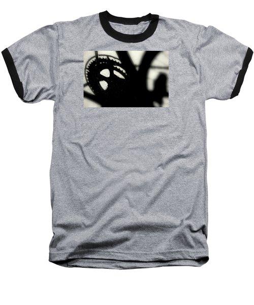 Gear Baseball T-Shirt by David Gilbert