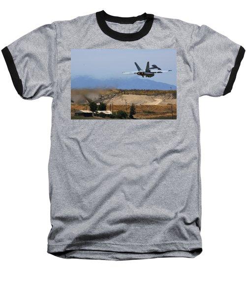 Gear Up Afterburner On Baseball T-Shirt