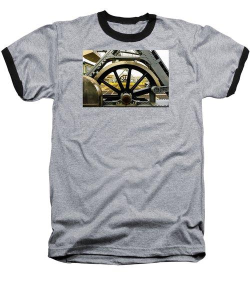Gears Work Baseball T-Shirt