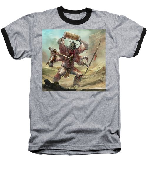 Gegenees Giant Baseball T-Shirt