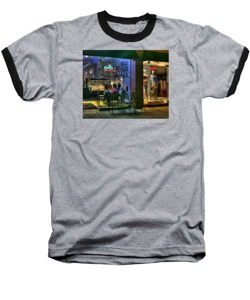 Gelato In La Jolla Baseball T-Shirt