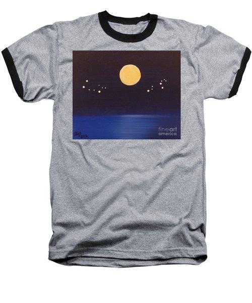 Gemini And Leo Baseball T-Shirt
