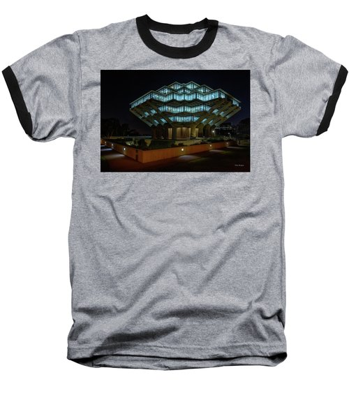 Gemstone In Concrete Baseball T-Shirt