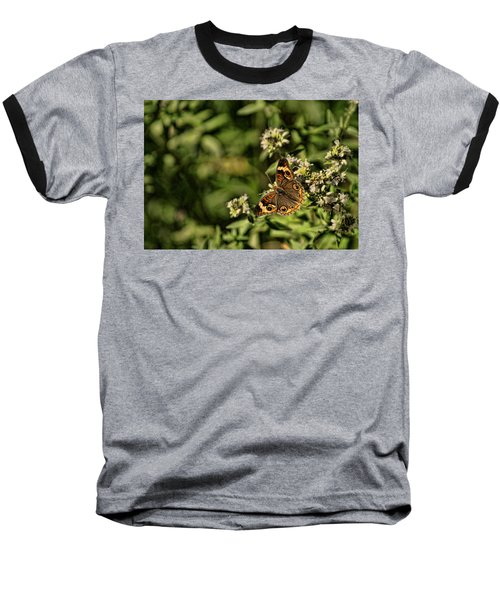 Baseball T-Shirt featuring the photograph General Butterfly by Rick Friedle