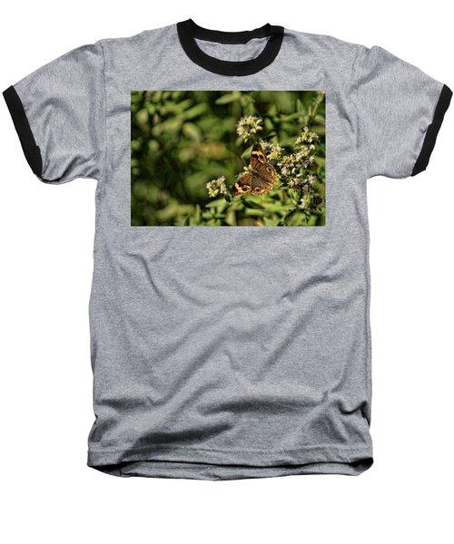 General Butterfly Baseball T-Shirt