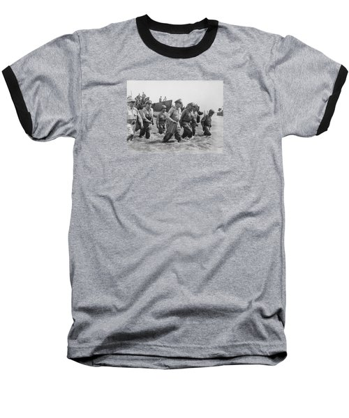 General Douglas Macarthur Returns Baseball T-Shirt by War Is Hell Store