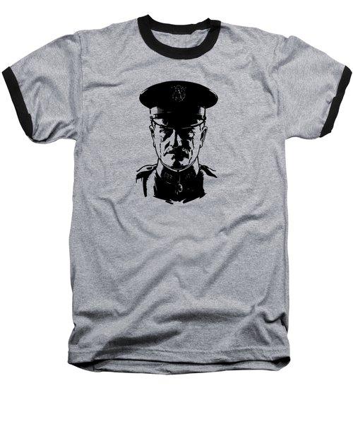 General John Pershing Baseball T-Shirt