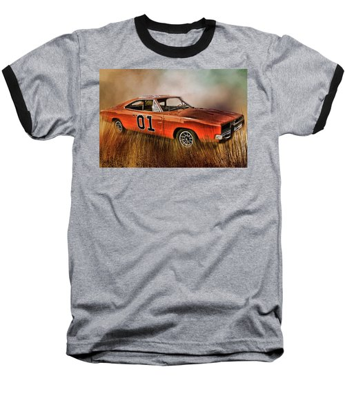 General Lee Baseball T-Shirt