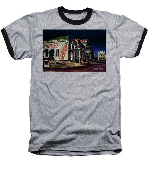 General Mercantile Baseball T-Shirt
