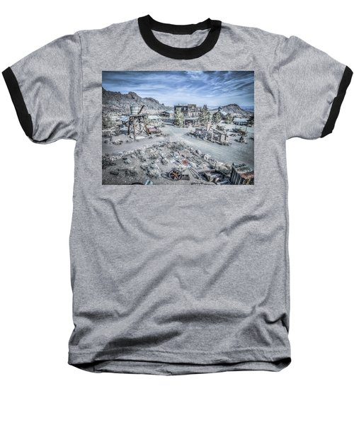 General Store Baseball T-Shirt by Mark Dunton