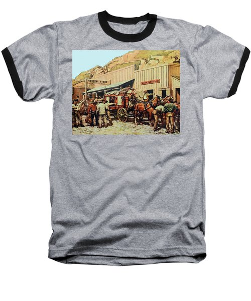 General Store Baseball T-Shirt