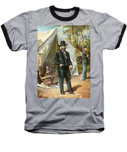 General Ulysees S Grant  Baseball T-Shirt
