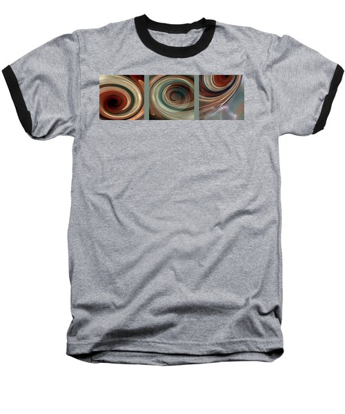 Genesis Triptychon Baseball T-Shirt
