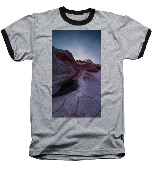 Baseball T-Shirt featuring the photograph Genesis  by Dustin LeFevre