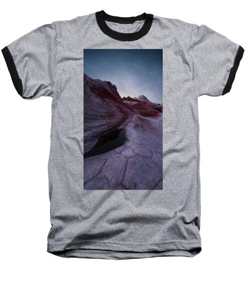 Genesis  Baseball T-Shirt by Dustin LeFevre
