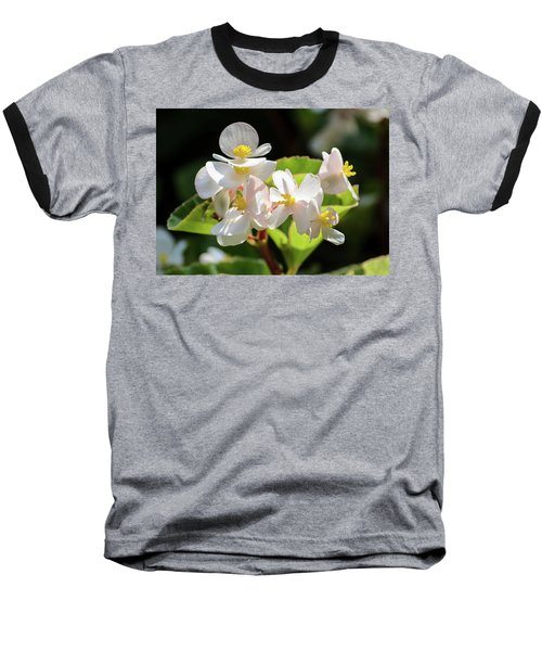 Gentle Bloom Baseball T-Shirt