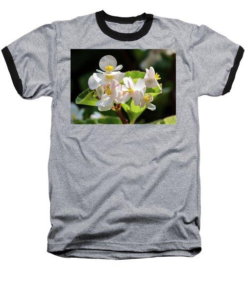 Gentle Bloom Baseball T-Shirt