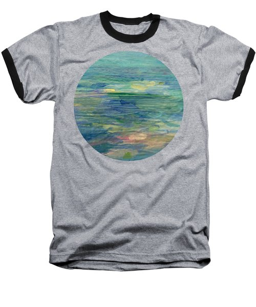 Gentle Light On The Water Baseball T-Shirt