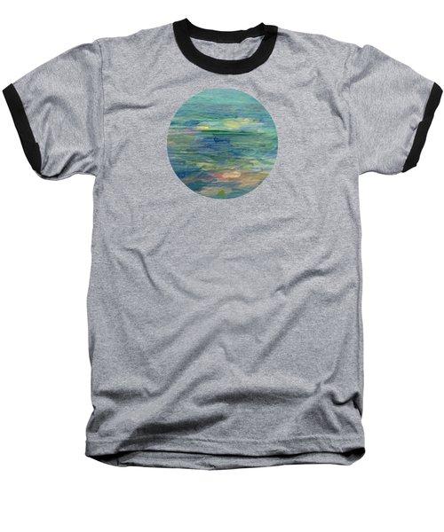 Gentle Light On The Water Baseball T-Shirt