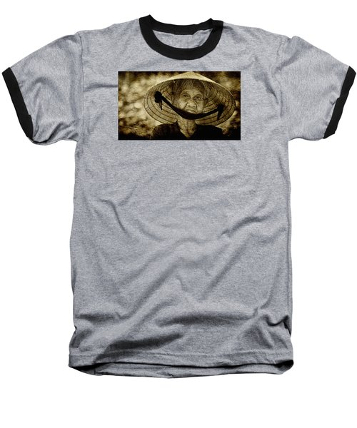 Gentle Soul Baseball T-Shirt